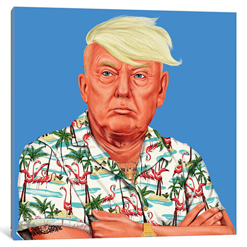 Donald Trump by Amit Shimoni