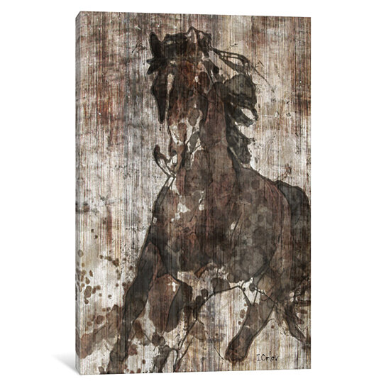 Buy Galloping Horse By Irena Orlov By Canvas Wall Art On