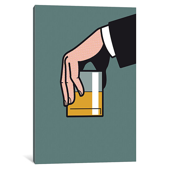 Buy Mad Men #2 by Gregoire  Leon  Guillemin by Canvas Wall Art on Dot u0026 Bo  sc 1 st  Dot u0026 Bo & Buy Mad Men #2 by Gregoire