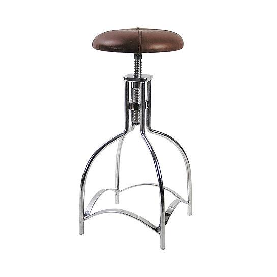 Buy Leather Speakeasy Seat Bar Stool Kitchen Chair  : generous from www.opensky.com size 544 x 544 jpeg 30kB