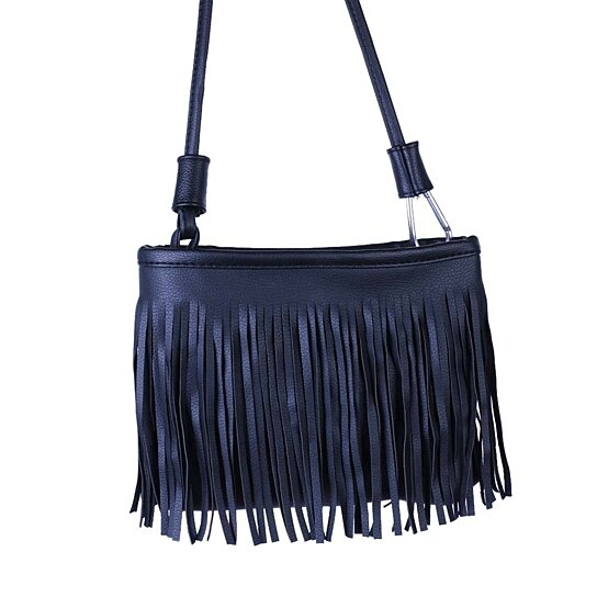 9fc6fab5b43a Buy Small Fringe Cross-Body Bag by Catchy Deals on OpenSky