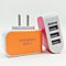 Triple Port USB Wall Charger