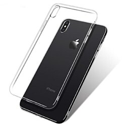 Clear Thin Case for iPhone