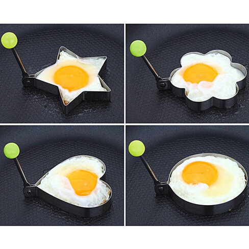 Egg Steel Molds