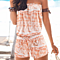 One Piece Tie Dye Romper in 3 Colors