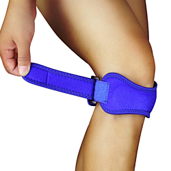 Patella Protector Strap in 3 Colors