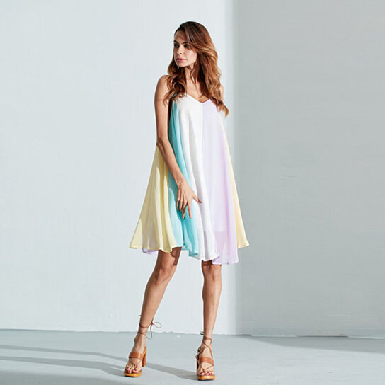 8e45eedd9ff9 Trending product! This item has been added to cart 75 times in the last 24  hours. Rainbow Beach Dress