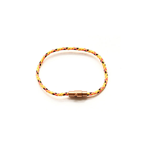 Thin Rope Bracelet Uni Colorful Nautical Magnetic Men S By Chains Lauren
