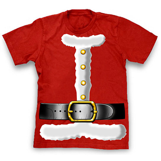 Buy Santa Suit Shirt Funny Tshirt Christmas Shirt Santa