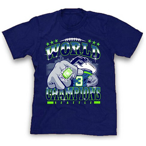 buy seattle seahawks tshirts nfl super bowl champions