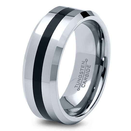 Buy Tungsten Wedding Band Ring