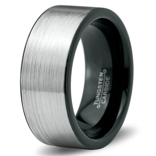 Buy Tungsten Wedding Band Ring 9mm Wedding Band For