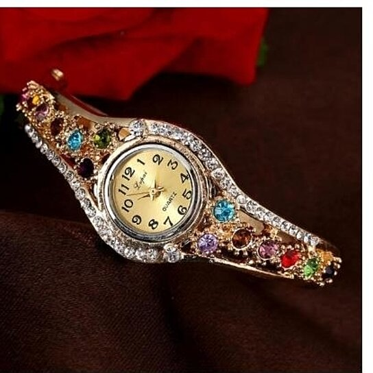 Hot Fashion Luxury Women S Watches Bracelet Watch Stunning Jewelry