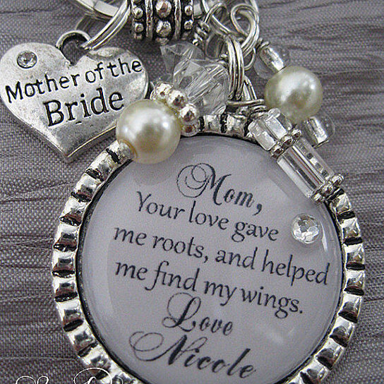 Weight Lifting Equipment In Honolulu: Buy Mother Of The Bride Personalized Bridal Gift Necklace