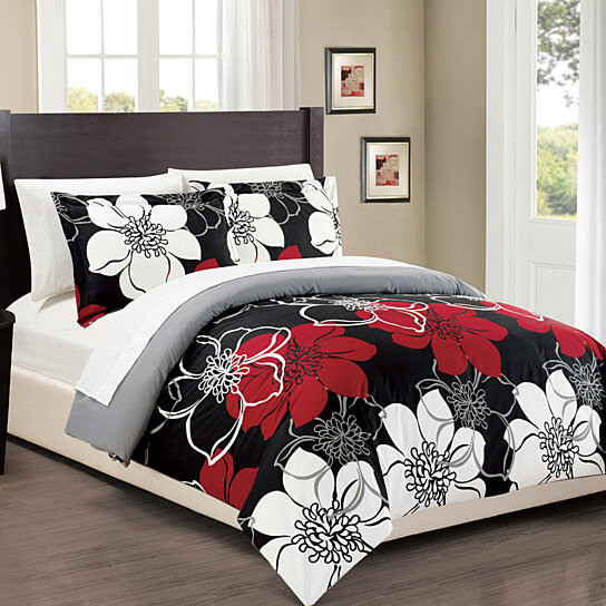 Buy 2 3 Piece Chrysanthemum Abstract Large Scale Floral