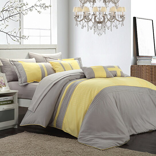 Buy Chic Home Sheila 10 Piece Bed In A Bag Comforter Set