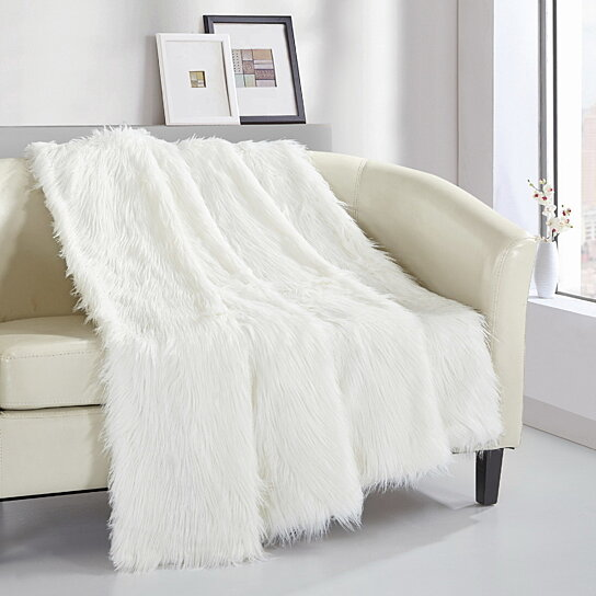 Buy Krista Throw Blanket Ultra Plush Micromink Backing Decorative Design By Lux Bed Llc On Dot Bo
