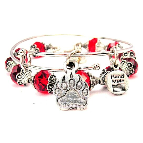 Buy Chubby Chico Charms Engraved Paw With Claws Charm on ...