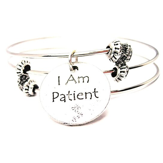 Buy Chubby Chico Charms I Am Patient Charm on Triple Style ...