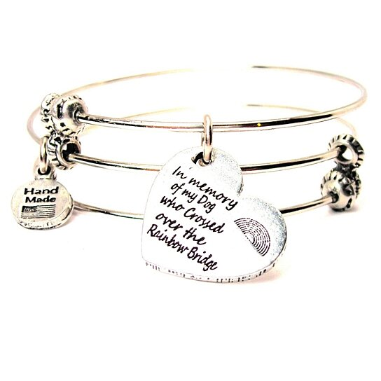 Buy Chubby Chico Charms In Memory Of My Dog Who Crossed ...