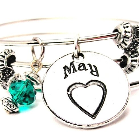 Buy Chubby Chico Charms May Circle Charm on Triple Style ...