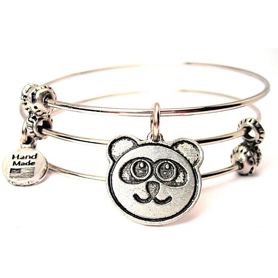 Buy Chubby Chico Charms Panda Face Charm on Triple Style ...