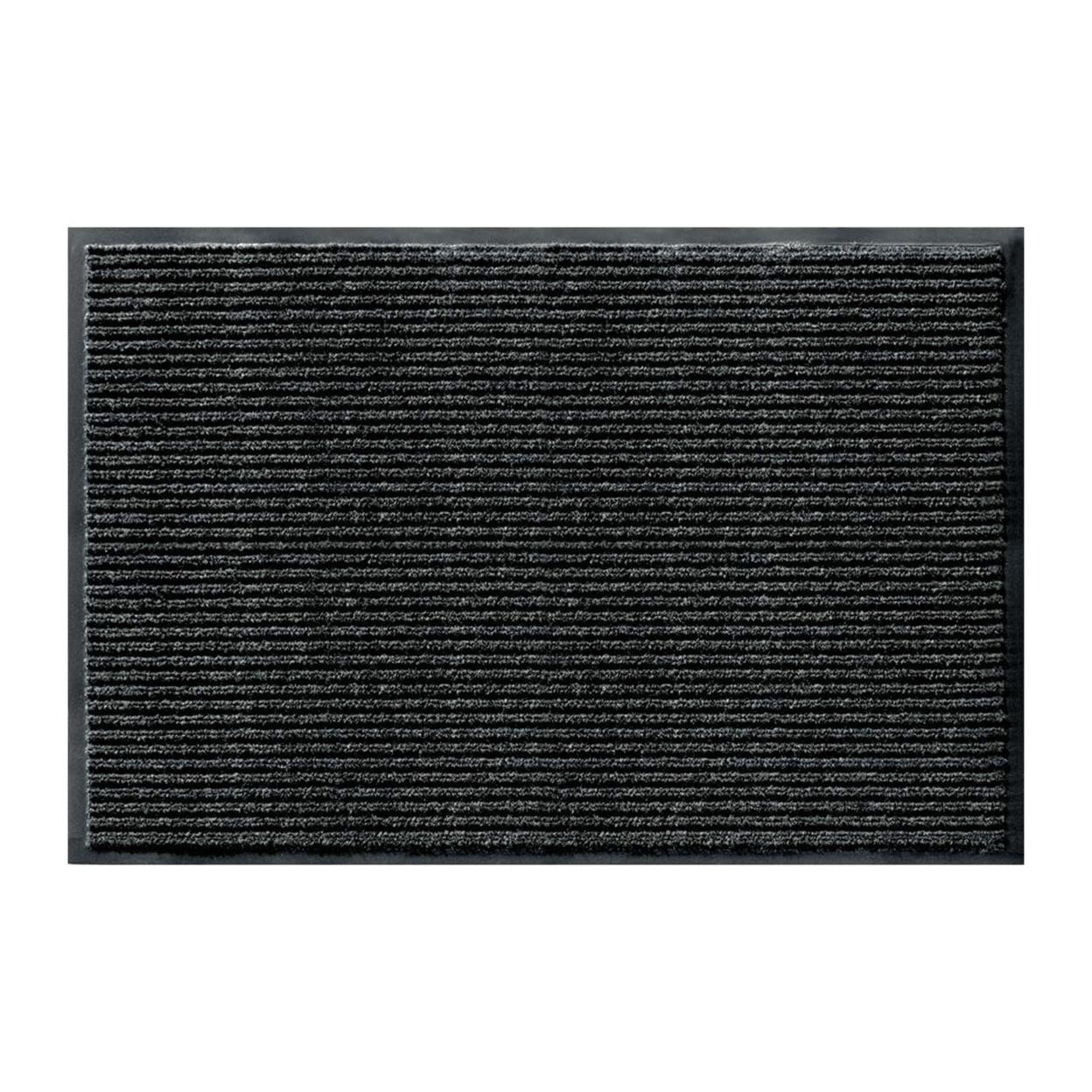 BuyMats Home Indoor Outdoor Apache Rib Mat - Pepper 5950e82d2a00e453106a50aa