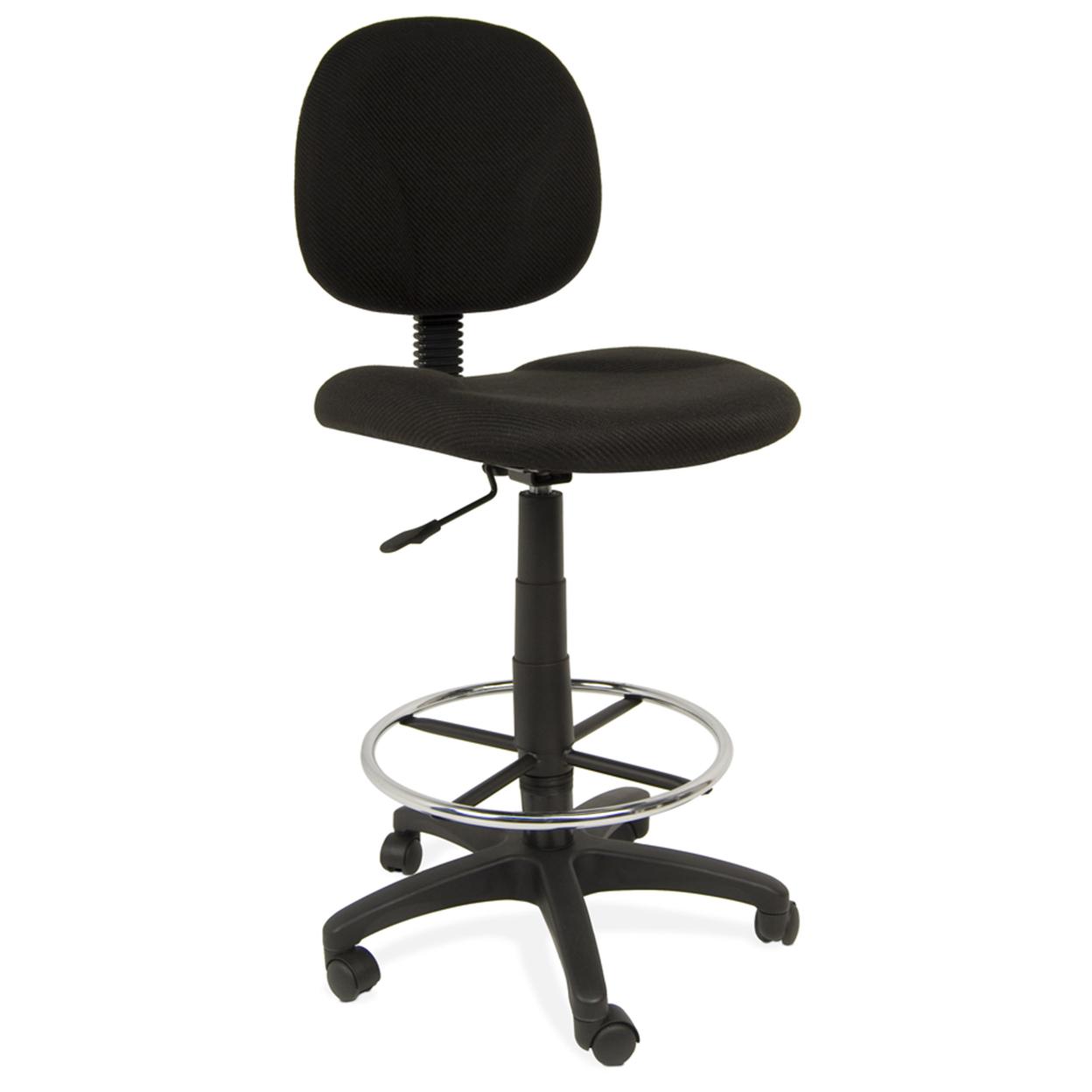 Offex Home Office Ergo Pro Chair - Black 59a6a69d2a00e436701918cd