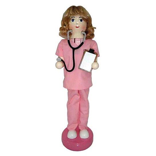 Santas Workshop 70774 Nurse Nutcracker 14,