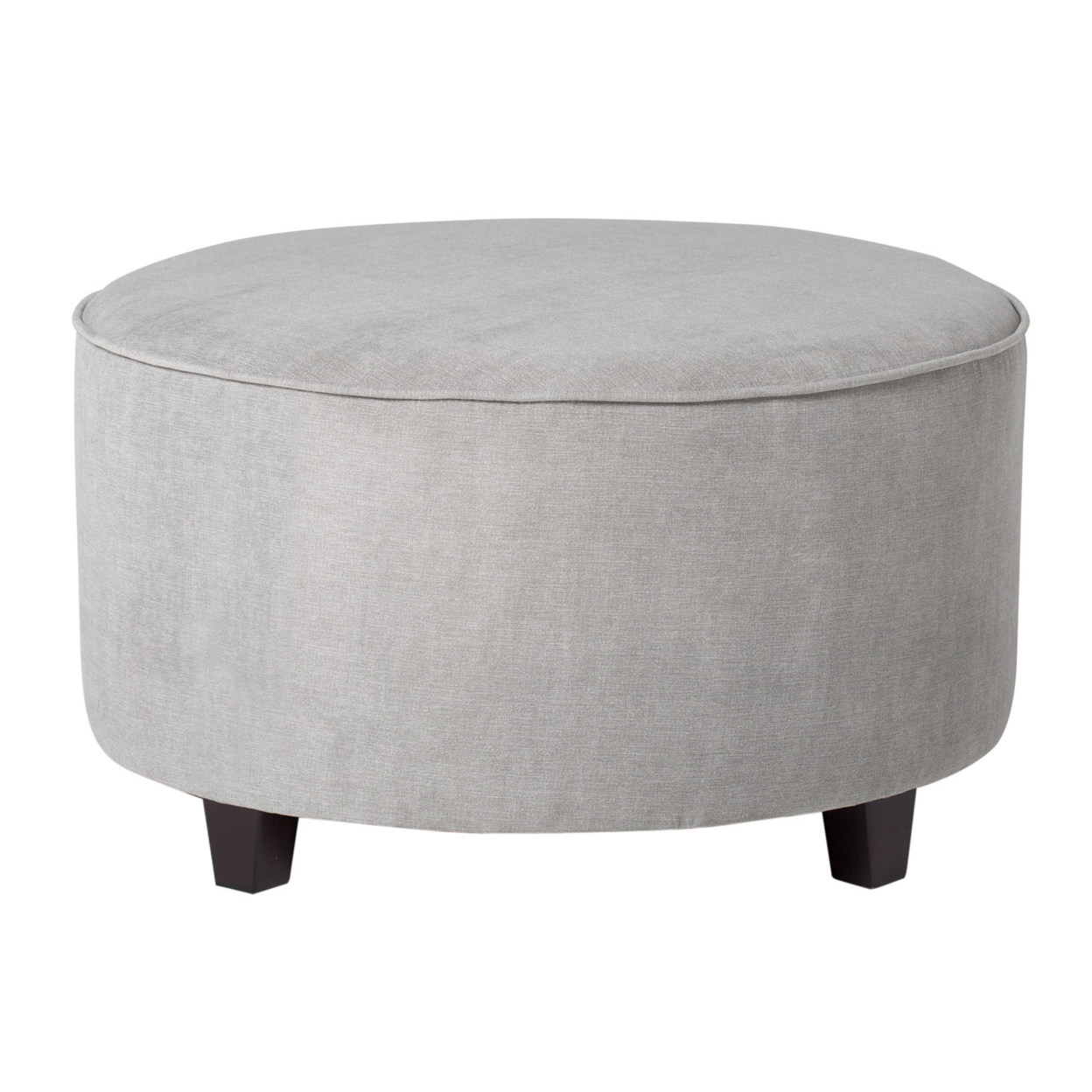 Studio Designs Home Office Moon Gate Ottoman – Dove