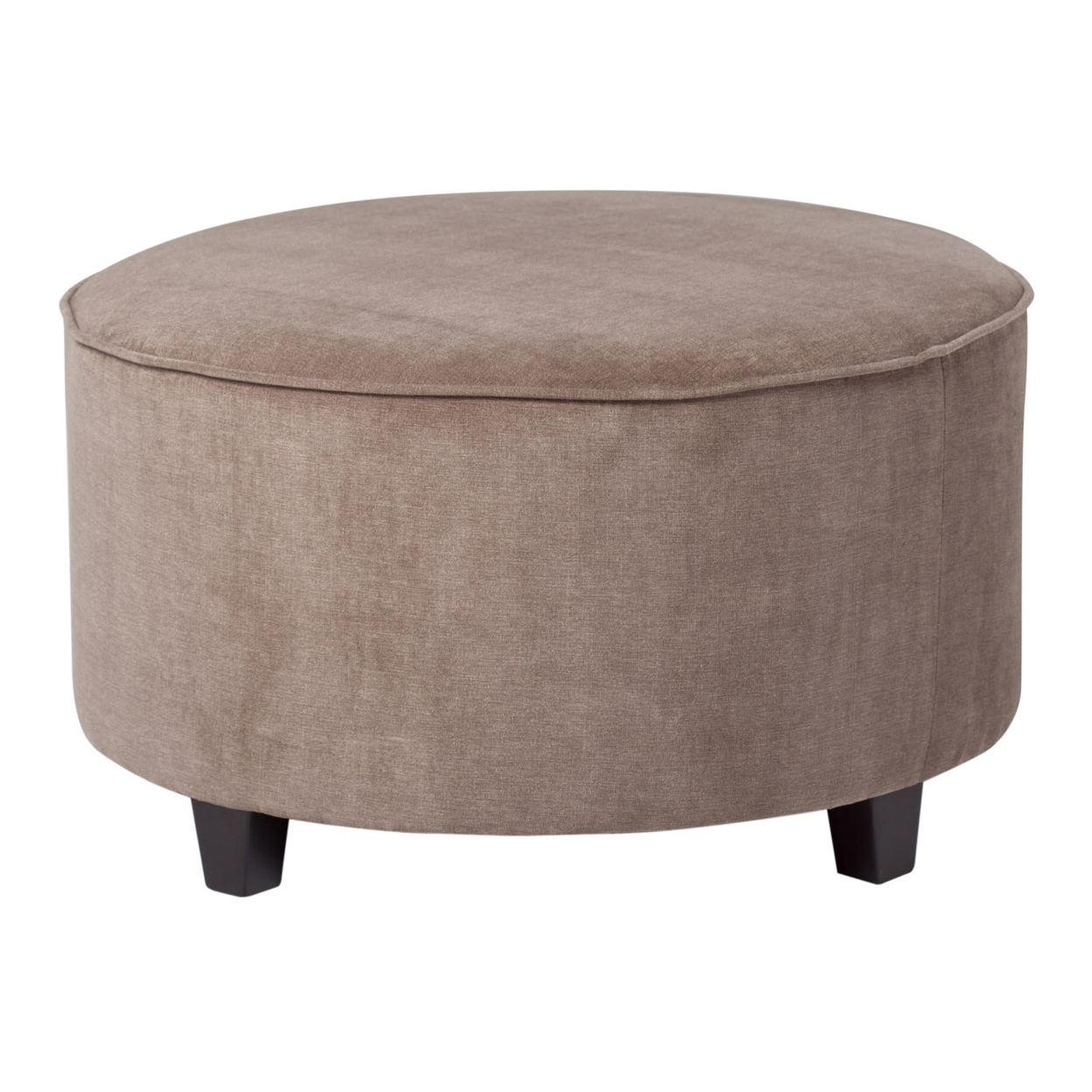 Studio Designs Home Office Moon Gate Ottoman – Warm Stone