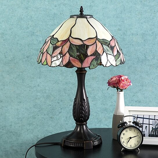 Buy Tiffany Style Table Lamp Victorian Stained Glass Desk Lamp