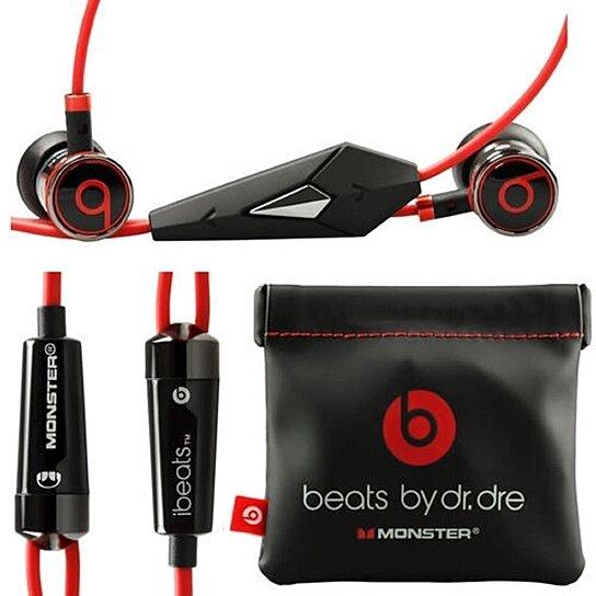 Buy Original Beats by Dre iBeats In-Ear Headphones Earphones BLACK Bulk  Packaging by DealsOnTheGo on OpenSky 144b5634ceb5