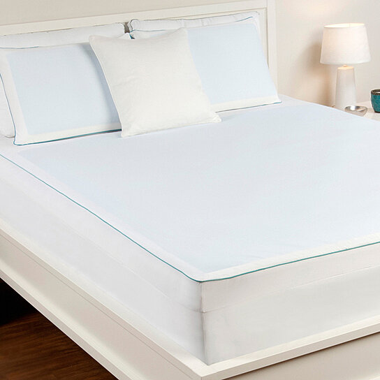 Buy Hydraluxe Always Cool Gel Mattress Pad by fort