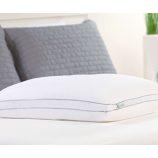 buy the ultimate ventilated memory core foam pillow by comfort revolution on opensky - Comfort Revolution Pillow