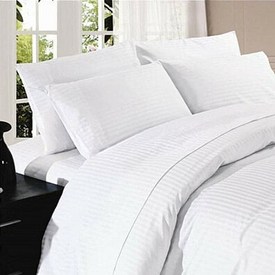 4 Piece Set : Ultra Soft 1800 Series Bamboo-Blend Bedsheets in 9 Colors