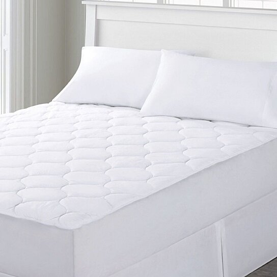 Buy Comfort Linen Quilted Mattress Pad by Comfort Linen on OpenSky