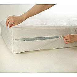 Waterproof Bed Bug Blocker Zippered Mattress Protector