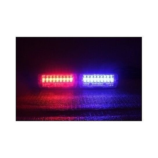 Garage Door Red Light Blinking On And Off: Buy Zone Tech Car Emergency Vehicle Dash Warning Strobe
