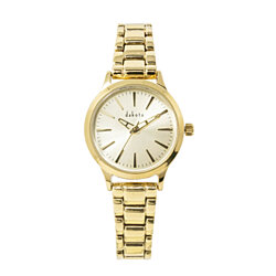 Dakota Women's Stainless Steel Everyday Water Resistant Watch