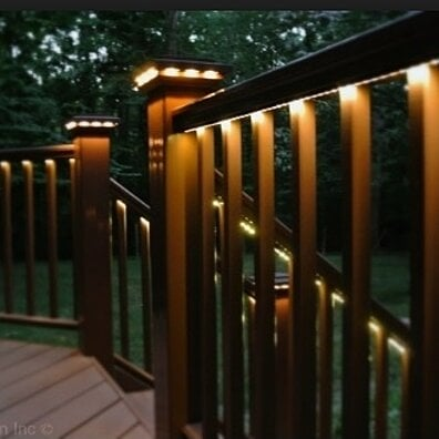 Outdoor/Indoor LED 16 Ft. Tape Light