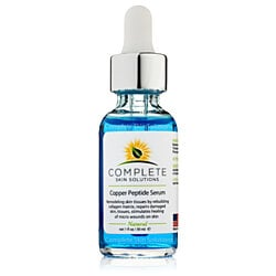 COMPLETE Skin Solutions Copper Peptide Serum (1 oz)