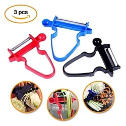 Magic Trio Peelers Set Of 3 Amazing Multifunction Peeler