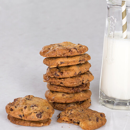 Buy Toffee Chunk Cookies by CONNECTICUT COOKIE COMPANY on OpenSky