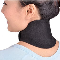 Self Heating Tourmaline Neck Wrap