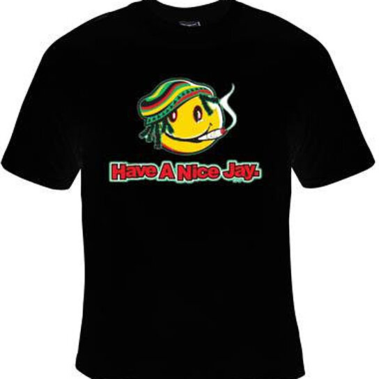 44d5cc1d Buy have nice jay jamaican yaman UNIQUE Cool Funny Humorous clothes ...