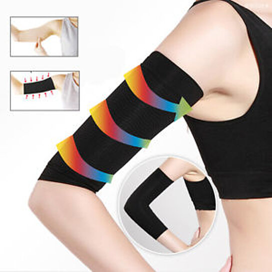 Buy Arm Compression Detox Slimming Wraps 2 Pack By