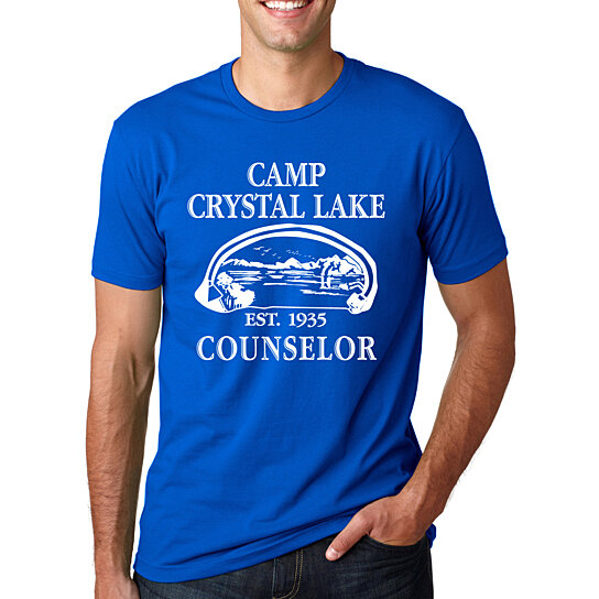 28c760f883f6 Trending product! This item has been added to cart 1 times in the last 24  hours. Camp Crystal Lake Counselor ...