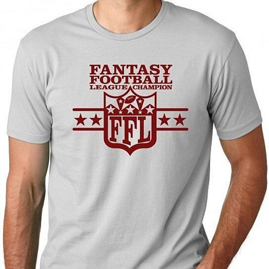 buy league champion fantasy football t shirt funny tee design by crazydogtshirts on opensky