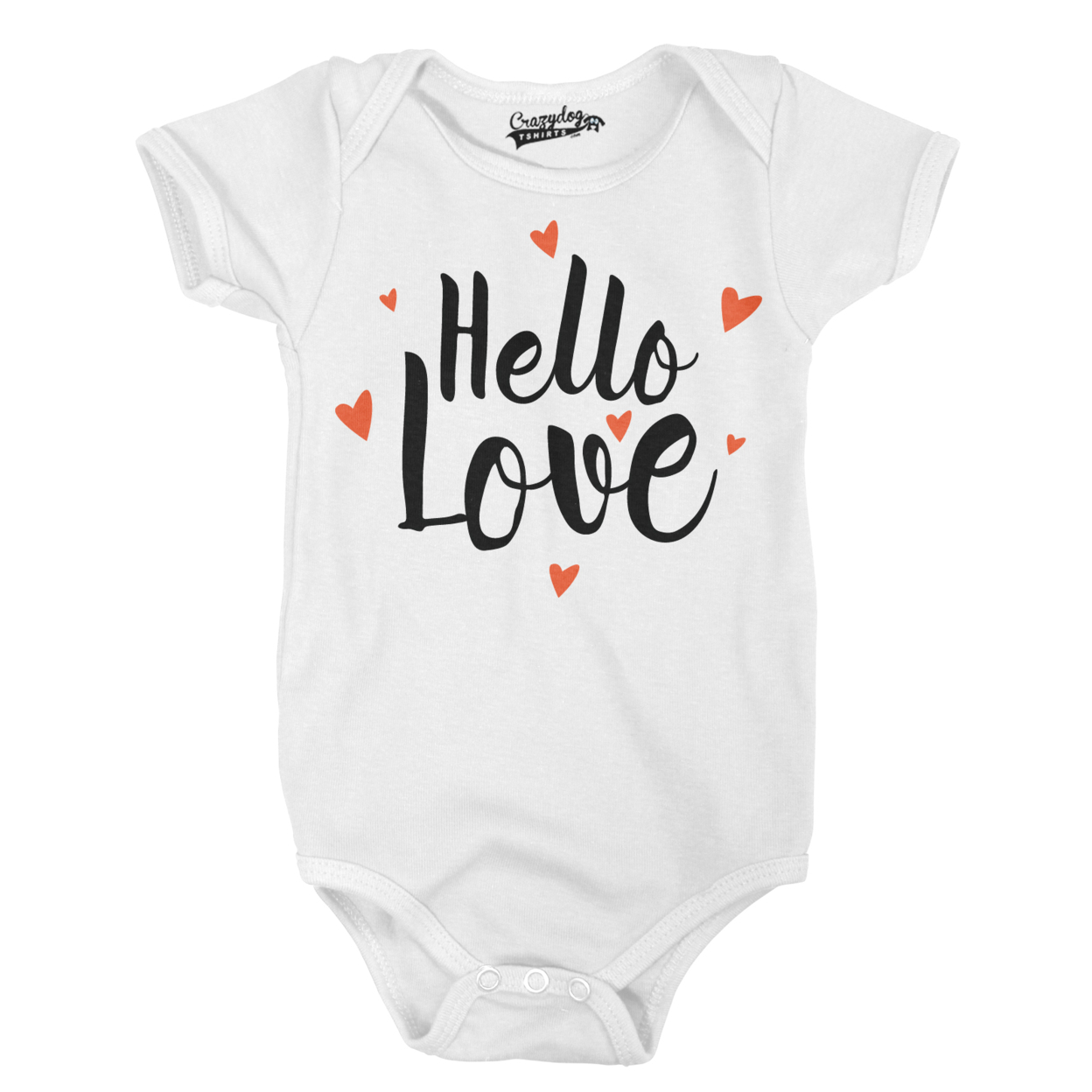 Hello Love Infant Baby Creeper 581b6de3e224616c545105d0